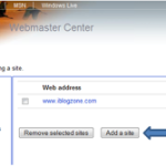 Using Bing Webmaster Center Tools
