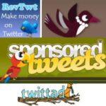 4 Ways To Make Money With Twitter