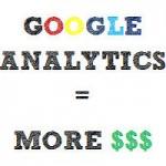 Make Money Using Google's Analytics Data