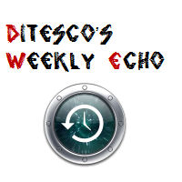 DiTesco's Weekly Echo #19
