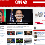 FaceBook Like Takes DiTesco On CNN's Front Page