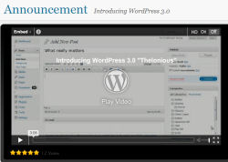 wordpress thelonious version 3.0
