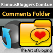 comluv famousbloggers blogging contest