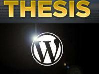thesis vs wordpress