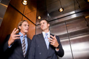 elevator pitch online business