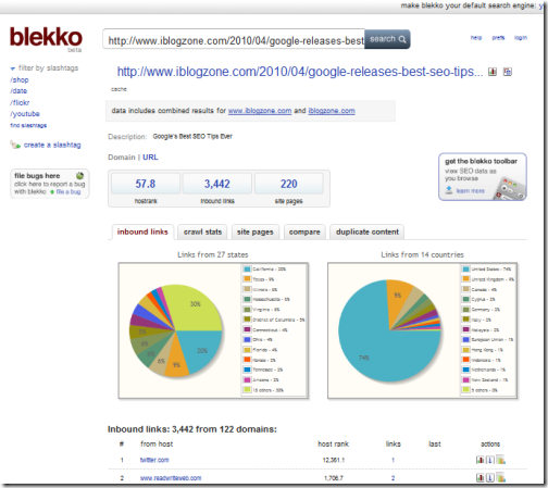 blekko_open_seo_data