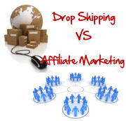 drop shipping vs affiliate marketing