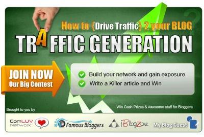 Traffic Generation Contest Big