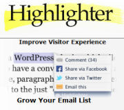 highlighter wordpress plugin