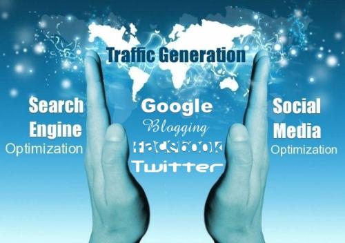 Traffic Generation SEO SMO