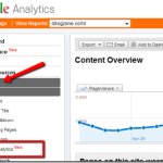 Google In-Page Analytics, Your Personalized Heat Map (Good For Business)