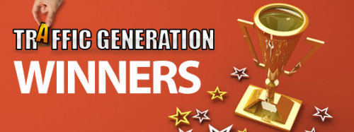 traffic generation winners