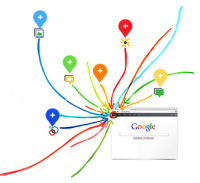Google Social Network, Google+ Real-Life Sharing