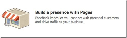 facebook building pages