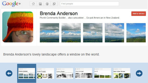 google plus profile photos