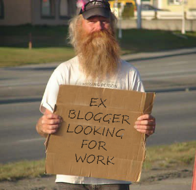 Ex blogger
