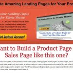 How To Create Professional Landing Pages With ThesisAwesome, And The Giveaway