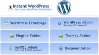 instant wordpress portable