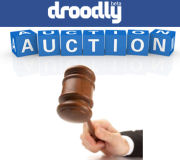 Droodly: Buy And Sell Any Advertisements Via Auction