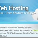 Build Your Online Business Using Free Cloud Web Hosting