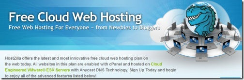 Free Cloud Hosting