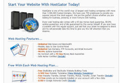 hostgator web hosting black friday
