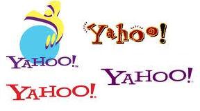 Yahoo Logo Evolution