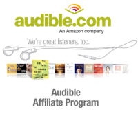 Audible Affiliate Review