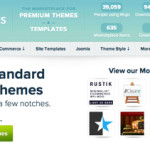 Top Sites for Premium WordPress Themes