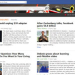 Bing News App For FB, Malware Detection, Google Moderator, Speedlink 36:2012