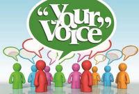 your voice blogging