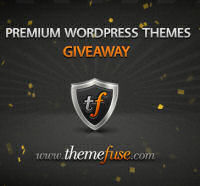 Giveaway: 3 Premium WordPress Themes from ThemeFuse [Over]