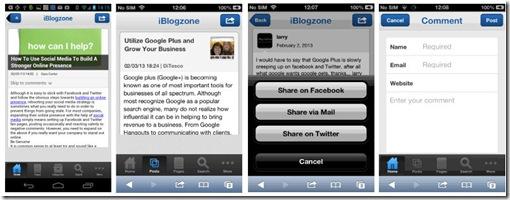 UppSite Mobile Plugin
