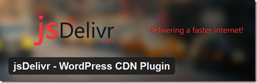jsdelivr WordPress cdn plugin