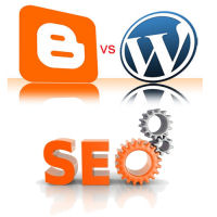 WordPress vs Blogger SEO