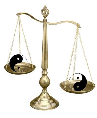 yin yang monetization