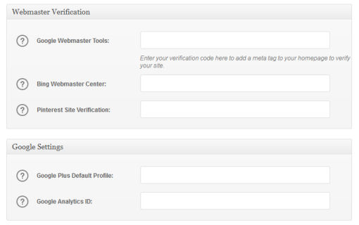 AIO Pack Webmaster Tools Verification