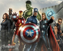 blogging like Avengers