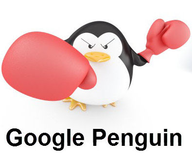 Google Penguin Punch
