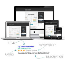 How To Create A WordPress Review and Rating Site With One Plugin