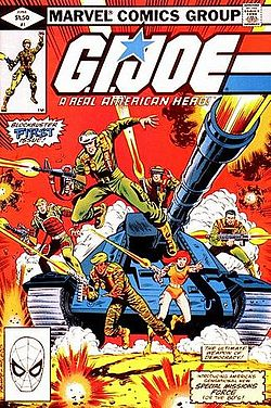 GI Joe Content Collaboration