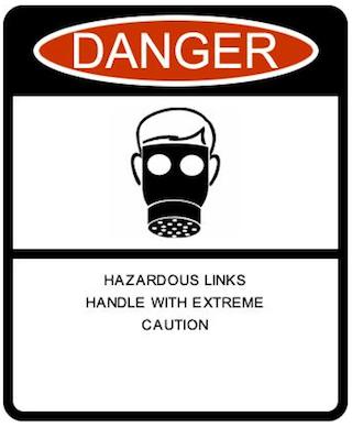 danger-hazardous-links