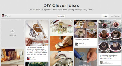 DIY Clever ideas