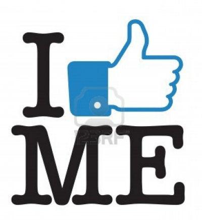 i like me facebook