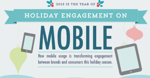 holiday mobile engagement