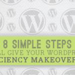 WordPress Efficiency Makeover, Google WP Plugin, Keyword Rich Domains, #Speeedlink 3:2014