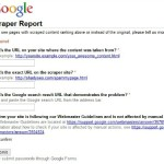 Scraper Report, Clarity vs Quality Content, Scoop.it and Google+, Speedlink 9:2014