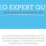 SEO Expert Quiz, Popular Social Apps, Page Rank Flow, Speedlink 23:2014