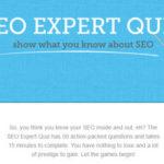 SEO Expert Quiz, Popular Social Apps, Page Rank Flow, Speedlink 23:2014