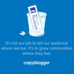 Copyblogger Kills Facebook, SEO Without Links, Build a Better Blog, Speedlink 44:2014